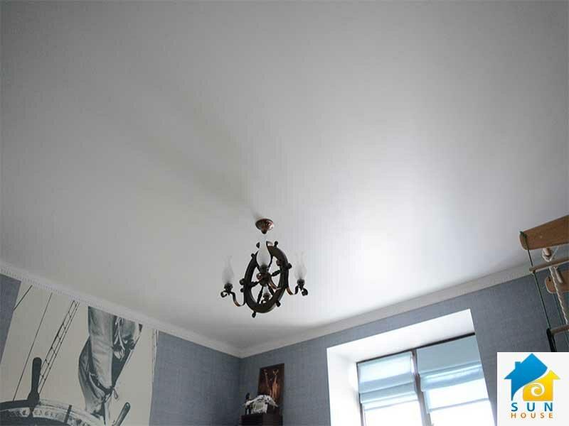 потолок-под-покраску-ткань